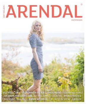 Intervju og tekst til magasinet Det skjer i Arendal