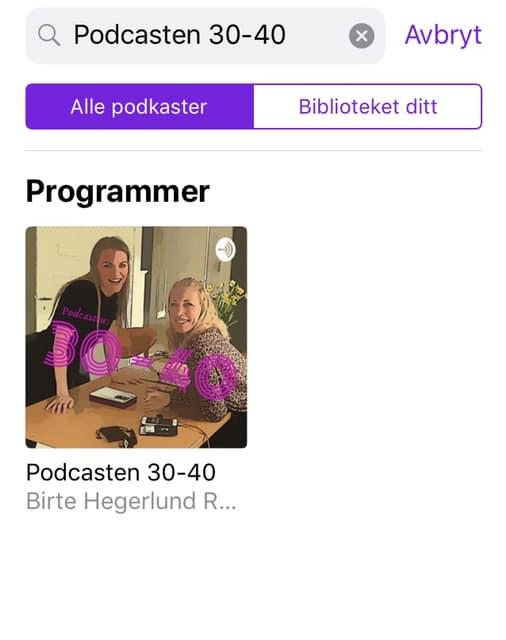 podcasten bilde